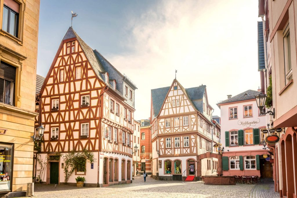 Karlbacher Domizil Großkarlbach Umgebung Mainz