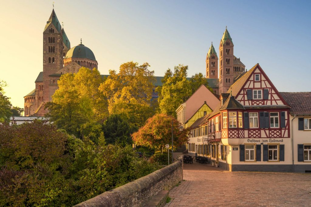 Karlbacher Domizil Großkarlbach Umgebung Speyer