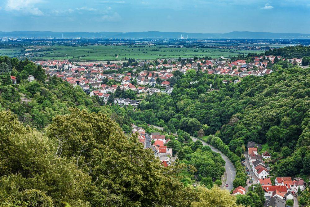Karlbacher Domizil Großkarlbach Umgebung Bad Dürkheim